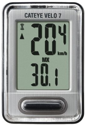 Compteur Cateye Velo 7 fonctions