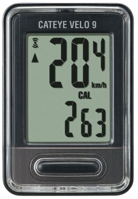 Compteur Cateye Velo 9 fonctions