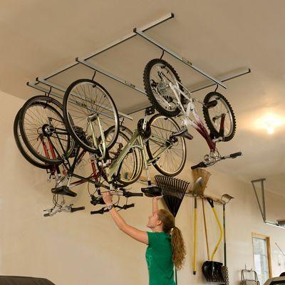 Porte-vélo Saris Cycle Glide à accrocher au plafond