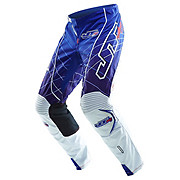 JT Racing Evo Lite Lazer Pants - Blue-White 2013