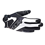 JT Racing Evo Lite Race Gloves - Black-White 2013