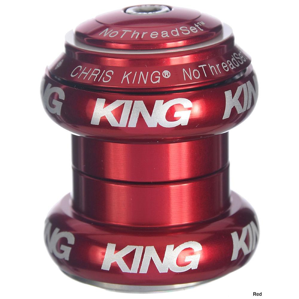 Chris King NoThreadset 1.1-8″ Headset – Silver Logo