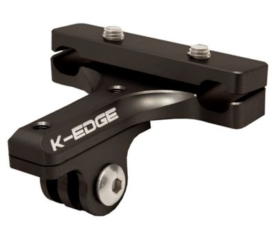 Fixation Rail de selle GoPro Go Big Pro K-Edge
