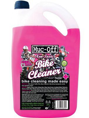 Nettoyant pur vélo Muc-Off Nano Tech (5 litres)