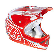 Troy Lee Designs D2 Delta - Red-White 2013