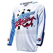 JT Racing Dalmatian Ltd Edition Jersey 2013