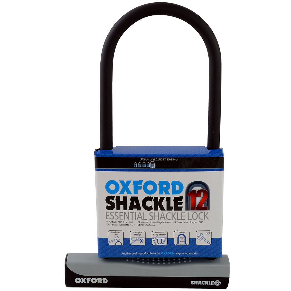 Product image of Oxford Hercules Security U Lock
