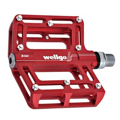 Pédales plates B164 Wellgo CNC