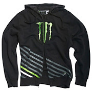 Monster Energy Vertical Zip Hoodie