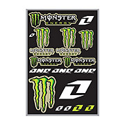 Monster Energy Decal Sheet
