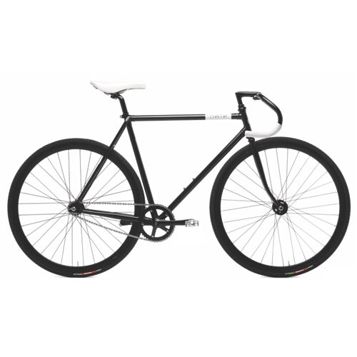 Creme Vinyl Solo Fixed Gear Bike 2013 Chain Reaction Cycles
