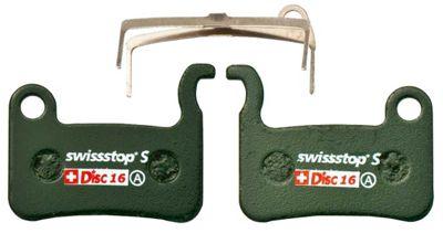 Plaquettes SwissStop Shimano XTR-XT-Saint M800-SLX-LX