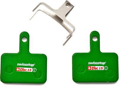 Plaquettes de frein SwissStop Shimano Deore M515/M525/Tektro