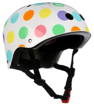 Casque Kiddimoto Pastel Dotty