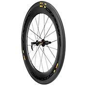 Mavic Cosmic CXR 80 Tubular Road Rear Wheel 2014