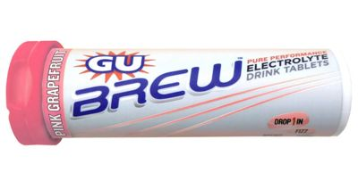 Tube de tablettes GU Electro Brew