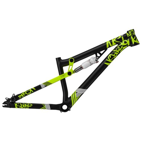 Ns Bikes Soda Slope Frame Monarch R 2013 Chain Reaction Cycles