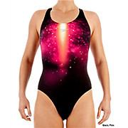 Speedo TurboDive Placement Powerback Swimsuit