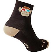 SockGuy 3 Monkey See 3D Classic Socks 2013