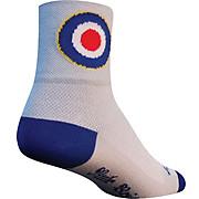 SockGuy 3 Rule Brittania Classic Socks 2013