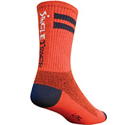 SockGuy 6 Single Track Crew Socks 2013