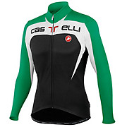 Castelli Contatto Full Zip Jersey