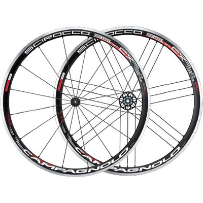 Roues Cyclocross Campagnolo Scirocco 35 CX 2017