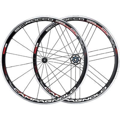 Juego de ruedas de ciclocross Campagnolo Scirocco 35 CX 2017