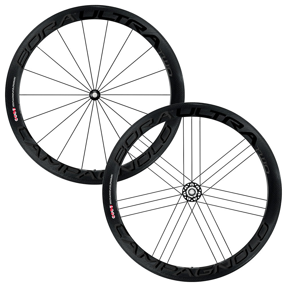 Campagnolo Bora Ultra 2 Road Wheelset - Dark Label 2014