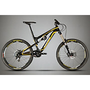 Nukeproof Mega AM Pro Bike - RockShox Monarch + 2013