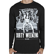 Unit Dirty Weekend LS Tee