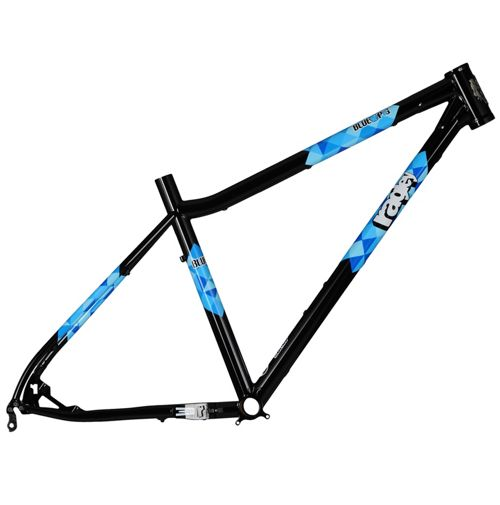 Ragley Blue Pig Hardtail Frame 2014 | Chain Reaction Cycles