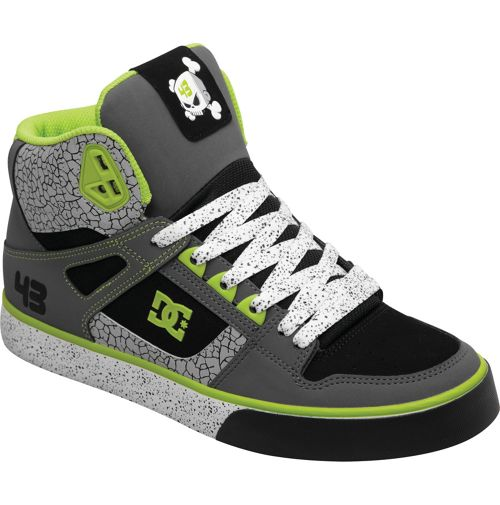 dc ken block spartan hi shoes holiday 2012 chain reaction cycles. Black Bedroom Furniture Sets. Home Design Ideas