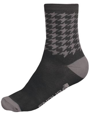 Chaussettes Endura Houndstooth - Pack double SS17