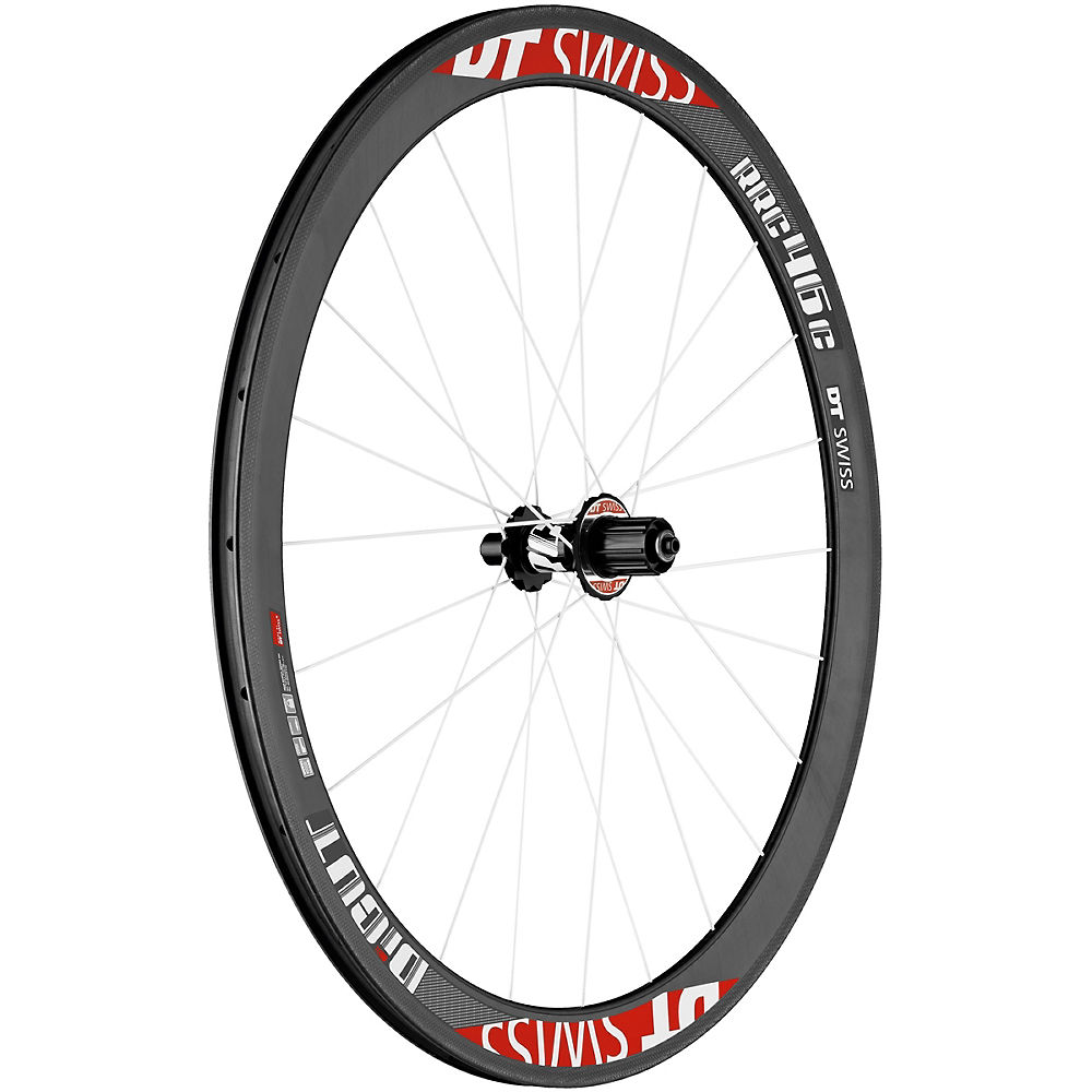 DT Swiss RRC 46 Di Cut Clincher Rear Wheel 2013