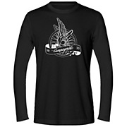 Campagnolo Wheel Long Sleeve Tee Shirt