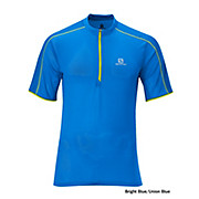 Salomon Trail Runner 1-2 Zip SS Top