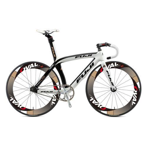 Fuji LTD Track Bike 2012 | Chain Reaction Cycles