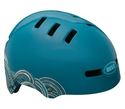 Casque Bell Faction Graphic