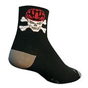 SockGuy 3 Skull Classic Socks 2013