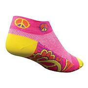 SockGuy 1 Groovy Peace  Womens Socks 2013