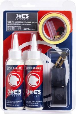 Kit de conversion Tubeless No Flats Joe's XC Narrow