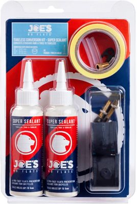 Kit de conversion Tubeless No Flats Joe's XC