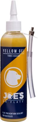 Kit tubeless Joe's No Flats Yellow Gel