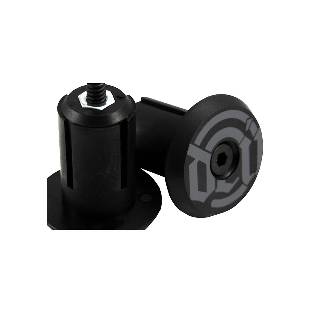 deity-components-emblem-end-plugs-black
