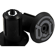 Deity Components Emblem End Plugs- Black 2013