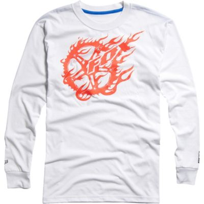 T-shirt Fox Racing Crank It Dirt