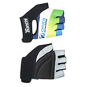 Santini Orica Green Edge Race Mitts 2013