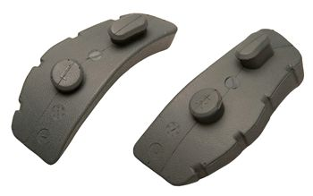 Kit de plaques protectrices pour épaules Atlas Crank Brace