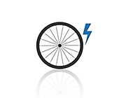 Power Meter Wheels